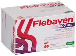 FLEBAVEN TBL 1000MG N60
