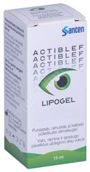ACTIBLEF LIPOGEL SILMALAUGUDELE 15ML