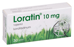 LORATIN TBL 10MG N30