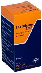 LACTULOSE - MIP SIIRUP 650MG 1ML 200ML N1