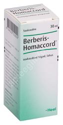 BERBERIS HOMACCORD SUUKAUDSED TILGAD LAHUS 30ML N1