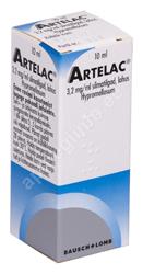 ARTELAC SILMATILGAD LAHUS 3.2MG 1ML 10ML N1