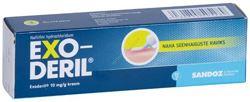EXODERIL KREEM 10MG/G 15G N1