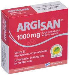 ARGISAN TBL 1000MG N60