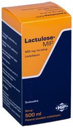 LACTULOSE - MIP SIIRUP 650MG 1ML 500ML N1