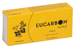 EUCARBON HERBAL TBL N30