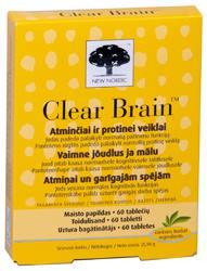 CLEAR BRAIN TBL N60