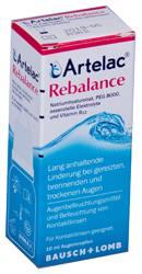 ARTELAC REBALANCE SILMATILGAD 10ML