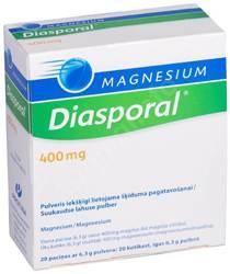 MAGNESIUM DIASPORAL SUUKAUD. LAHUSE PLV 2475.2MG N20