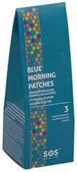 BLUE MORNING TRANSDERMAALSED POHMELLIPLAASTRID N3