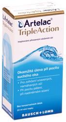 ARTELAC TRIPLE ACTION SILMATILGAD 10ML