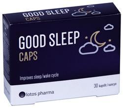 GOOD SLEEP KAPSLID N30